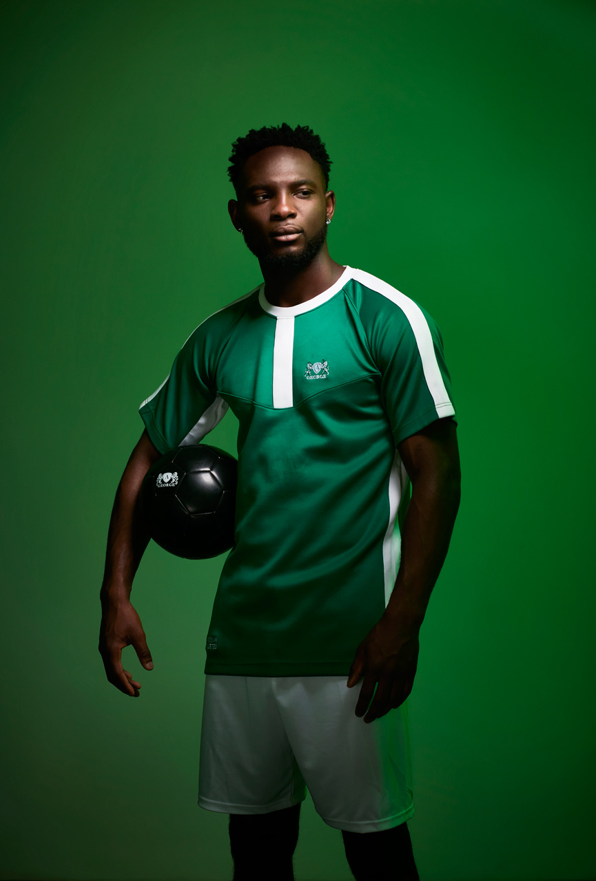 Lagosian Athletes Collection 2018