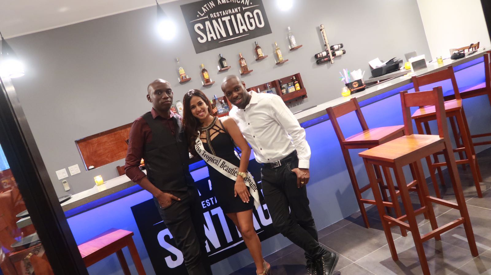 Opening of Santiago based in Suriname