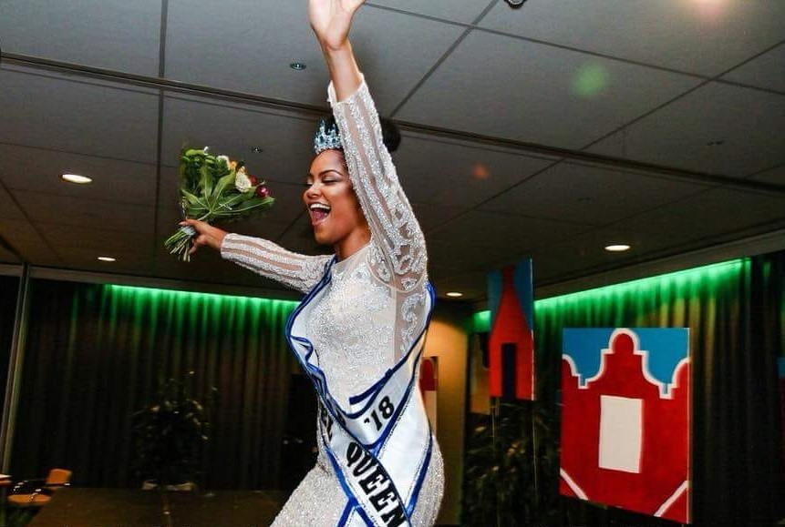 Margenna wins the Nubian Model Queen Contest 2018 | photo by LongJoy Photography